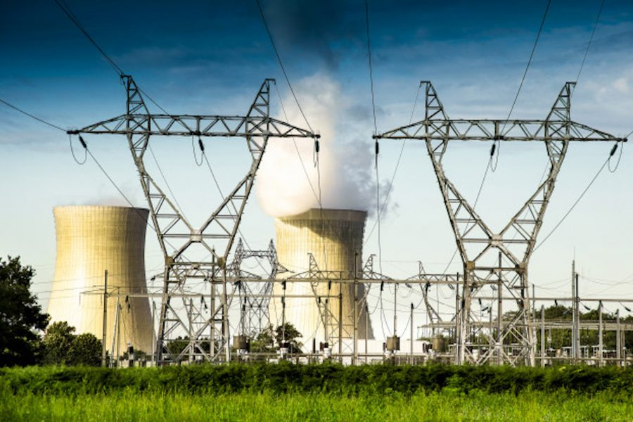 Economic Recovery in COVID-19 for Nuclear Energy Infrastructure