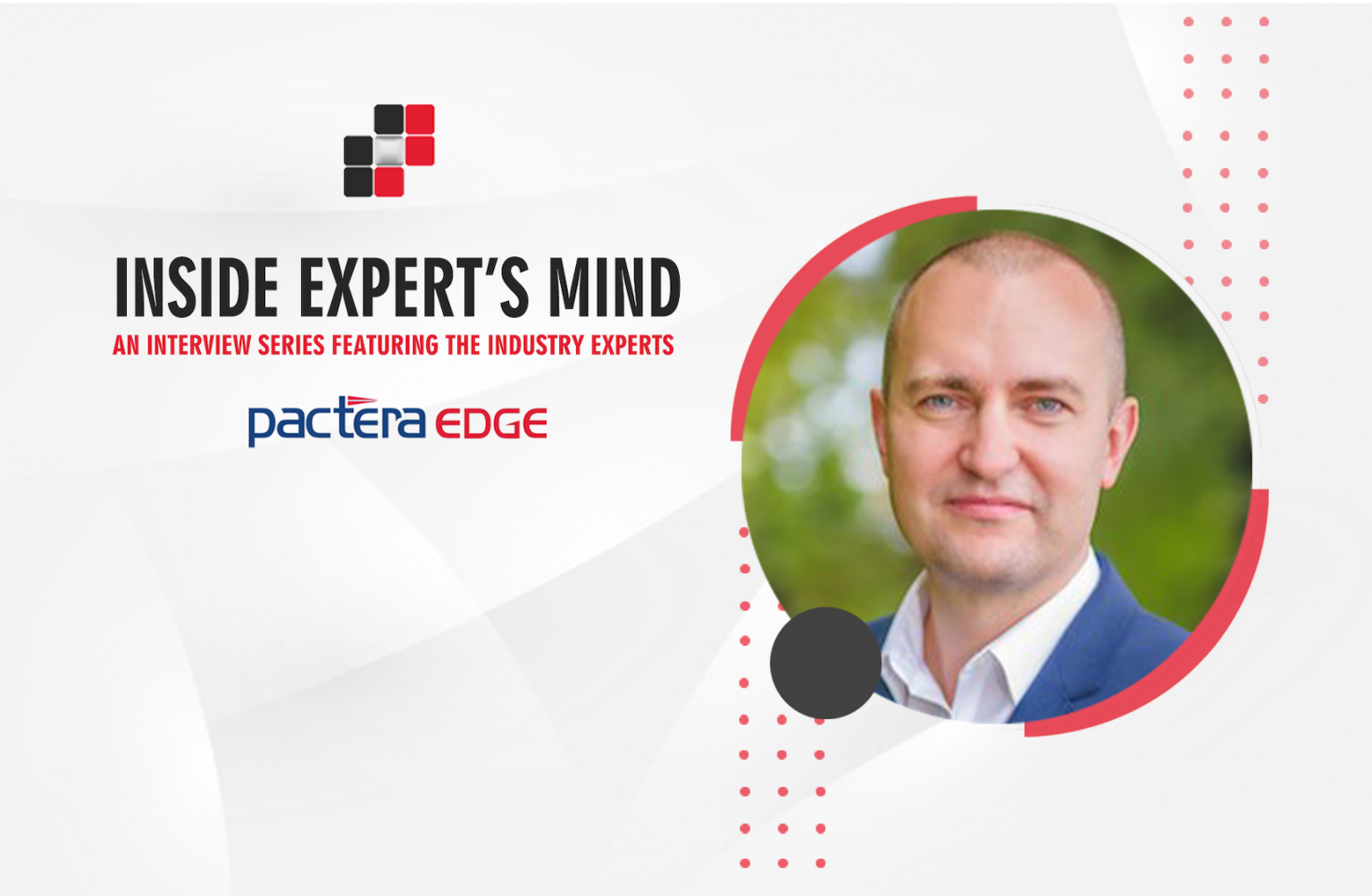 Jonas Ryberg, Senior Vice President, Chief Globalization Officer at Pactera EDGE