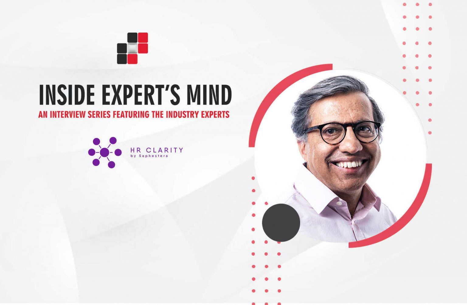 Dhiren Master, Founder at HR Clarity by Saphestera