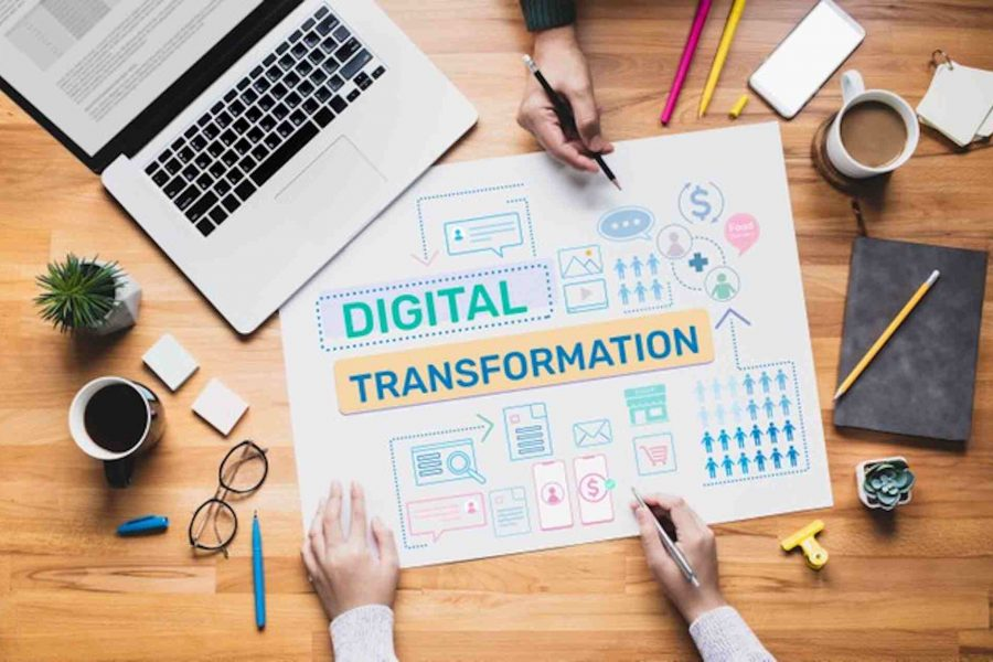 How is Digital Transformation Accelerating due to Covid-19?