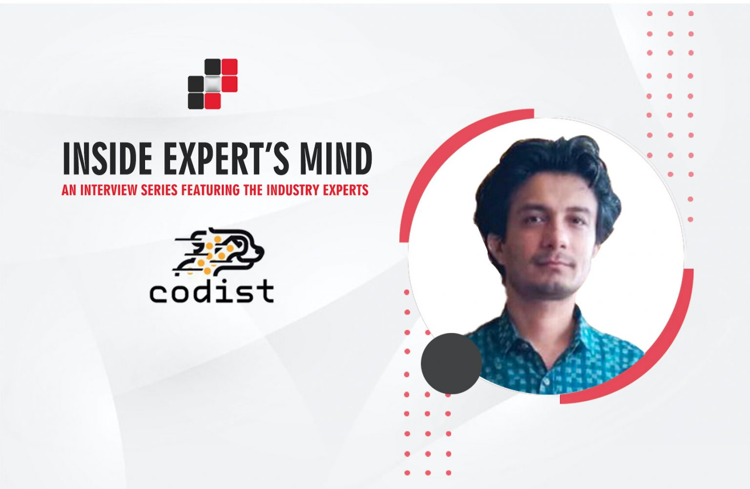 Shubhadeep Roychowdhury, CTO at CodistAI